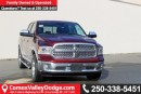 New 2017 Dodge Ram 1500 Laramie LARAMIE, HEMI, SUNROOF, FRONT & REAR HEATED SEATS & BLUETOOTH for sale in Courtenay, BC