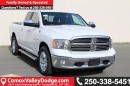 New 2017 Dodge Ram 1500 SLT BIG HORN QUAD CAB, HEMI, HEATED FRONT SEATS & STEERING WHEEL, BACK UP CAMERA, TOW HOOKS, FOG LAMPS for sale in Courtenay, BC