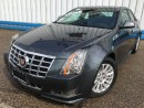 Used 2013 Cadillac CTS *LEATHER-HEATED SEATS* for sale in Kitchener, ON