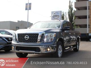 Used 2017 Nissan Titan SV l CPO l 4x4 l 5yr/160km Warrenty for sale in Edmonton, AB