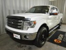 Used 2013 Ford F-150 Lariat 4x4 SuperCrew Cab 5.5 ft. box 145 in. WB for sale in Red Deer, AB