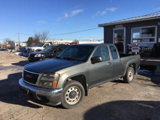 Used 2011 GMC Canyon SLE w/1SA for sale in Brampton, ON