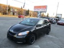 Used 2011 Toyota Matrix ONE OWNER, OFF LEASE FROM TOYOTA FINANCE for sale in Scarborough, ON