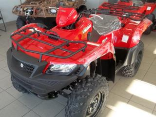 Used 2017 Suzuki Eiger Quadrunner King Quad for sale in Paris, ON