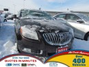 Used 2011 Buick Regal CXL Turbo | LEATHER | ONE OWNER | HEATED SEATS for sale in London, ON
