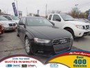 Used 2013 Audi A4 2.0T | AWD | LEATHER | ROOF | ONE OWNER for sale in London, ON