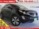 Used 2012 Kia Sportage EX Luxury AWD w/Navigation| LEATHER| PANO ROOF| for sale in Burlington, ON