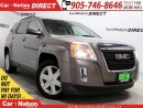 Used 2011 GMC Terrain SLT-1| AWD| LEATHER| SUNROOF| for sale in Burlington, ON