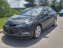 New 2017 Chevrolet Cruze Premier for sale in Orillia, ON