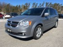 Used 2014 Dodge Grand Caravan Crew - Sunroof - Navigation for sale in Norwood, ON