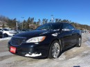 Used 2012 Chrysler 200 Limited - Hardtop Convertible - Nicely Loaded for sale in Norwood, ON