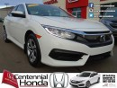 Used 2016 Honda Civic SEDAN LX for sale in Summerside, PE