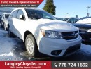 New 2017 Dodge Journey SXT for sale in Surrey, BC