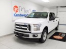 Used 2017 Ford F-150 YOUR NEW TOWING BUDDY! Trailer tow and back up camera! for sale in Edmonton, AB