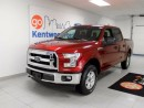 Used 2017 Ford F-150 HEY HO, LET'S GO! Red! V6! 4x4! for sale in Edmonton, AB