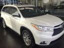 Used 2015 Toyota Highlander XLE-HEATED LEATHER SEATS, BLUETOOTH, ONE OWNER for sale in Edmonton, AB