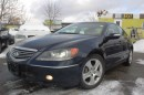 Used 2005 Acura RL SH 4WD NAVI/LEATHER/SUNROOF CERTIFIED & E-TEST for sale in Scarborough, ON