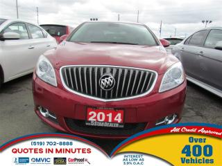 Used 2014 Buick Verano | LEATHER | ONSTAR for sale in London, ON