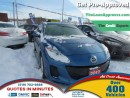 Used 2012 Mazda MAZDA3 GS-SKY   ROOF   HEATED SEATS   BLUETOOTH for sale in London, ON