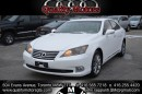 Used 2011 Lexus ES 350 LEATHER MOONROOF for sale in Etobicoke, ON