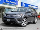 Used 2015 Toyota RAV4 LE AWD-NoAccident/Power Everything/ Bluetooth for sale in Port Coquitlam, BC