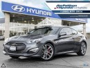 Used 2015 Hyundai Genesis Coupe 3.8 GT for sale in Surrey, BC