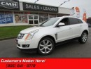 Used 2013 Cadillac SRX Premium Collection   NAV! CAM! BLUETOOTH! for sale in St Catharines, ON