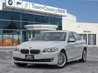 Used 2013 BMW 535xi 6Yrs/160KM Warranty for sale in Unionville, ON
