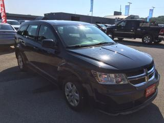 Used 2012 Dodge Journey CVP for sale in Owen Sound, ON