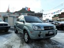 Used 2008 Hyundai Tucson LOW KMS 4X4 LEATHER/SUNROOF <CERT & E-TESTED> for sale in Hamilton, ON