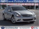 Used 2012 Infiniti G37X  AWD, LEATHER, SUNROOF for sale in North York, ON