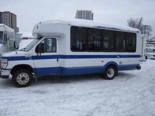 Used 2009 Ford E450 BUS for sale in North York, ON