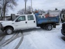 Used 2004 Ford F-350 4X4 4 DOOR DUMP DIESEL for sale in North York, ON