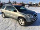 Used 2008 GMC Acadia SLE-1 AWD for sale in Stettler, AB