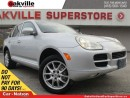 Used 2005 Porsche Cayenne S | ACCIDENT FREE | SUNROOF | LEATHER | HEATED SEA for sale in Oakville, ON