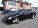 Used 2009 Nissan Maxima Navi, Paddle Shift, Back up cam, 19 Rims for sale in Caledon, ON
