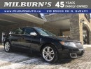 Used 2011 Lincoln MKZ AWD for sale in Guelph, ON