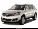New 2017 Chevrolet Traverse LT w/1LT for sale in Kamloops, BC