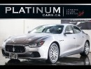 Used 2014 Maserati Ghibli S Q4 AWD, NAVI, REVE for sale in North York, ON