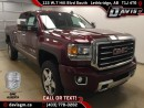 New 2017 GMC Sierra 2500 HD SLT-Full feature heated bucket seats, navigation for sale in Lethbridge, AB