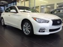 Used 2015 Infiniti Q50 PREMIUM-360 CAMERA, AWD, ACCIDENT FREE, NAVIGATION for sale in Edmonton, AB