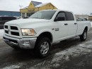 Used 2016 RAM 2500 SLT CrewCab4X4Outdoorsman for sale in Brantford, ON
