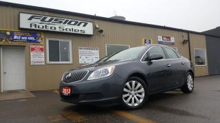 Used 2013 Buick Verano NOT A RENTAL-FACTORY WARRANTY-ALLOY WHEELS for sale in Tilbury, ON