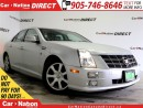 Used 2011 Cadillac STS V6| SUNROOF| LEATHER| TOUCH SCREEN| for sale in Burlington, ON