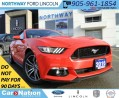 Used 2016 Ford Mustang GT | LEATHER | LOW KMS | NAV for sale in Brantford, ON