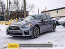 Used 2014 Infiniti Q50 Premium for sale in Ottawa, ON