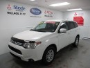 Used 2014 Mitsubishi Outlander SE for sale in Dartmouth, NS