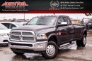 Used 2016 Dodge Ram 3500 Longhorn 4x4|Diesel|Dually|Convi.Pkg|Nav|Leather|Tow Hitch|Sunroof for sale in Thornhill, ON