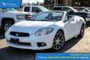 Used 2012 Mitsubishi Eclipse Spyder GS CD Player and Air Conditioning for sale in Port Coquitlam, BC