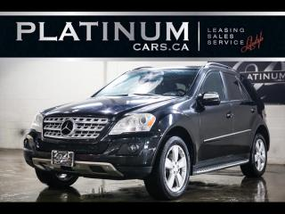 Used 2009 Mercedes-Benz ML-Class ML350 4MATIC, NAVI, for sale in North York, ON